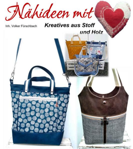 """Nähanleitung Shopper """"München"""""""