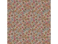 Halb Panama Linenlook Premium Magic Wildflower 1/2 Meter