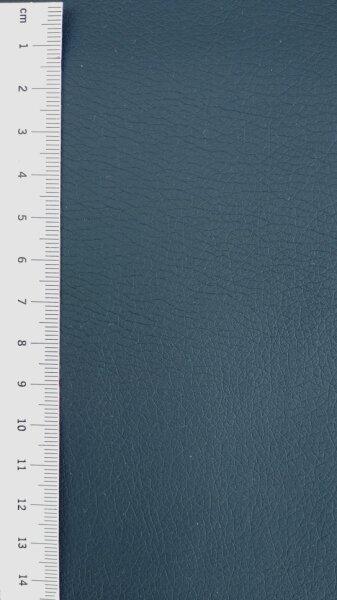Kunstleder glatt DARK BLUE 1/2 Meter Rolle